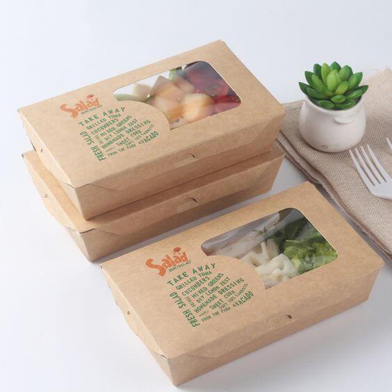 gıda kutuları üretim baskı tasarım