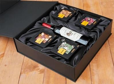 siyah renk hediye kutusu imalatı