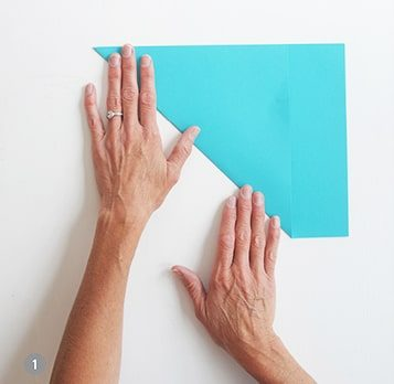 el yapımı kağıttan kutu yapımı