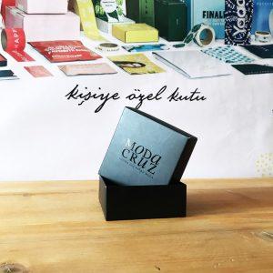 ürün kutusu siyah renk