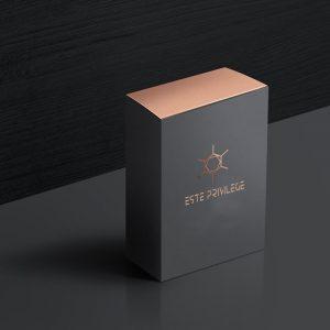 parfüm karton kutusu