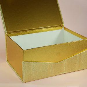 altın yaldız matbaa hediyelik kutu