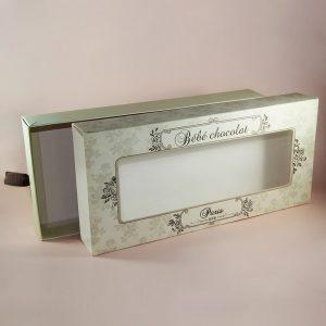 çikolata özel kutu tasarımı