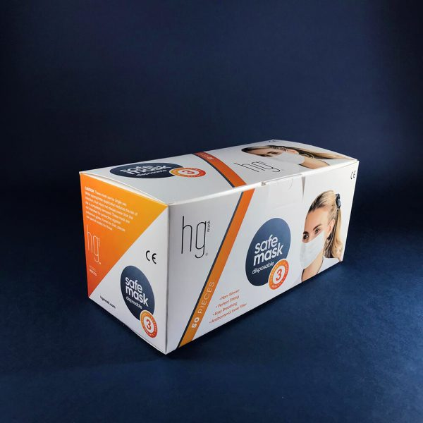 maske ürün kutusu modelleri
