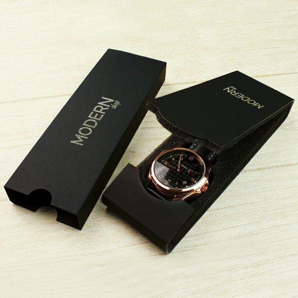 özel kılıflı saat kutusu