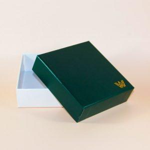 kutu kapak yeşil model