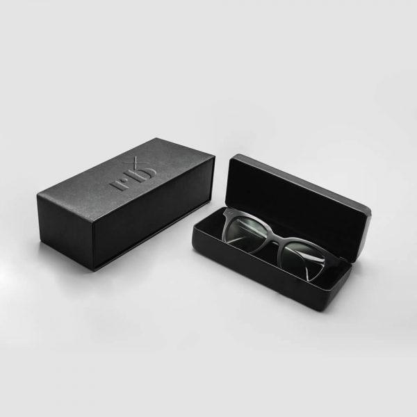 mukavva gözlük kutusu