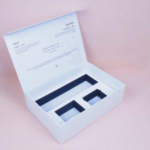 108 niyet taşı marka mıknatıslı mukavva kutu