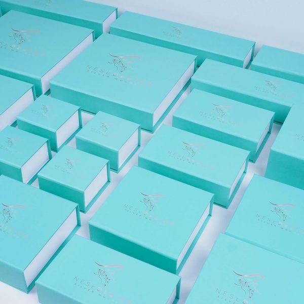 neşe design markası takı kutusu