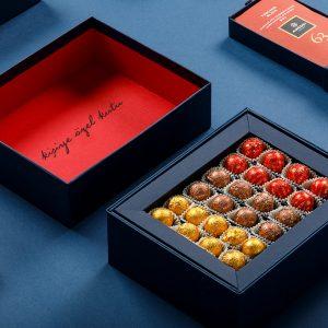çikolata kutu tasarımları