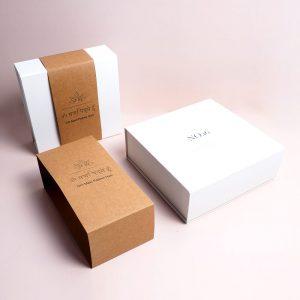 kraft sleeve ile kreatif mum kutusu tasarımı3